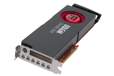 Image of AMD FirePro W9100 Grafikkarte