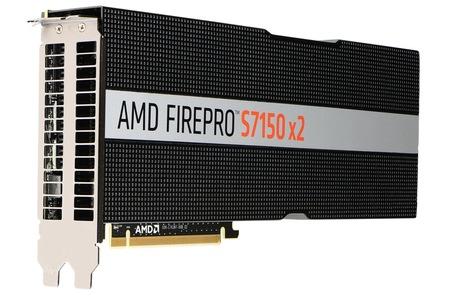 Image of AMD FirePro S7150X2 Grafikkarte