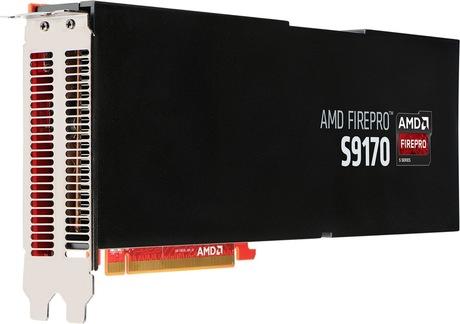 Image of AMD FirePro S9170 Grafikkarte