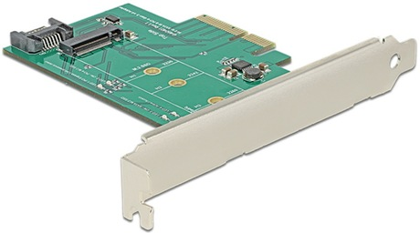 Image of Delock 1 x M.2 NGFF PCIe Schnittstelle