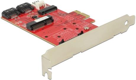 Image of Delock 3-in-1 PCIe Schnittstelle