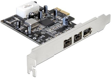Image of Delock 3 x FireWire PCIe Schnittstelle