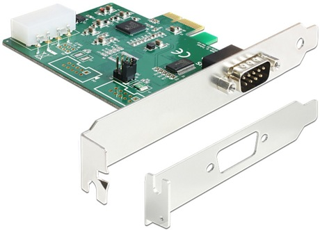 Image of Delock 1x serielle PCIe Schnittstelle