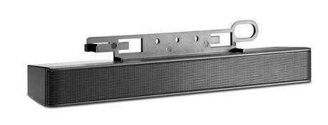 Image of HP LCD-Lautsprecher