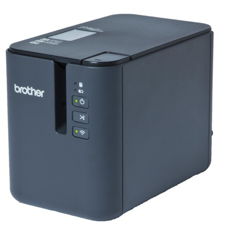 Image of Brother P-touch PT-P950NW Beschriftung