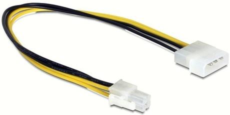 Image of Delock ATX P4 Stromadapter Molex