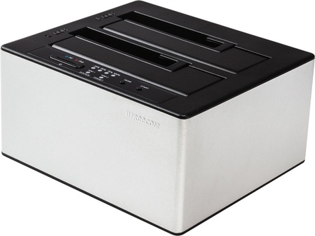 Image of Freecom Hard Drive Dock Duplicator
