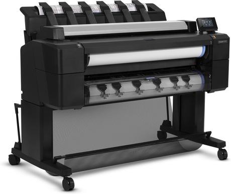 Image of HP DesignJet T2530 MFP Plotter