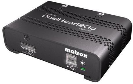 Image of Matrox DualHead2Go Digital SE