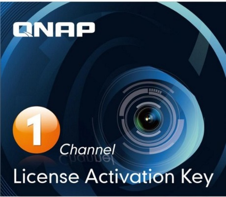 Image of QNAP 1er Pack Kamera Lizenz