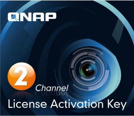 Image of QNAP 2er Pack Kamera Lizenzen