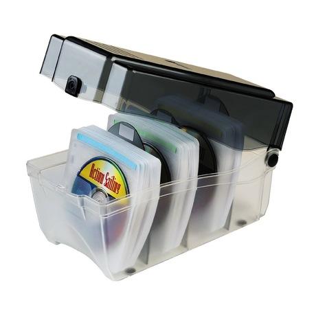 Image of Hama CD-ROM Sleeve Box 150