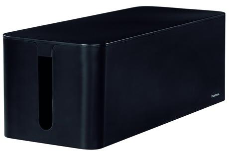 Image of Kabelbox Maxi 156 x 400 x 130mm schwarz