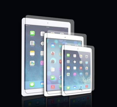 Image of Compulocks iPad Air/Air2 Glass Protector