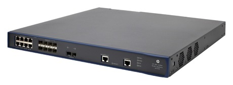 Image of HP 850 24-Port Unified-Wired-WLAN-App