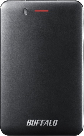 Image of Buffalo MiniStation 120 GB SSD