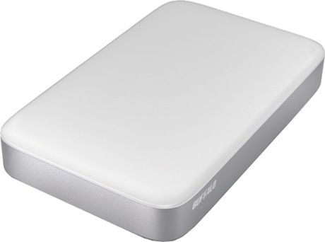 Image of Buffalo MiniStation 128 GB Portable SSD