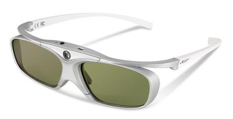 Image of Acer 3D Brille für Projektor E4W, weiß