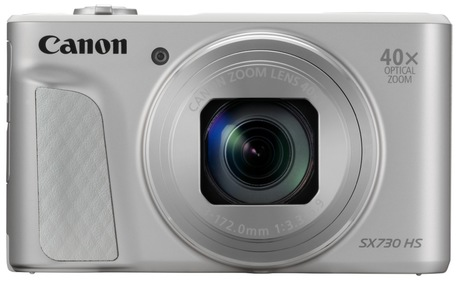Image of Canon PowerShot SX730 HS Kamera silber