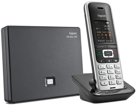 Image of Gigaset S850A GO schnurl. analog Telefon