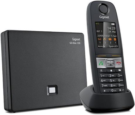 Image of Gigaset E630A GO schnurl. analog Telefon