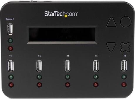 Image of StarTech USB Stick Duplizierer/Löscher