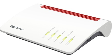 Image of AVM FRITZ!Box 7590 WLAN-Router
