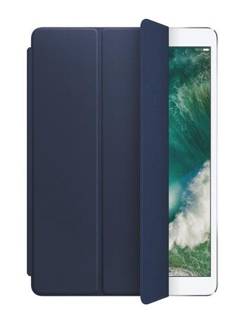 Image of Apple iPad Pro 10.5 Leder Cover blau