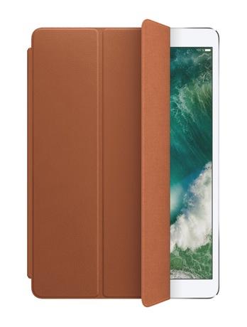 Image of Apple iPad Pro 10.5 Leder Cover braun