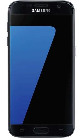 Galaxy S7 Smartphone schwarz
