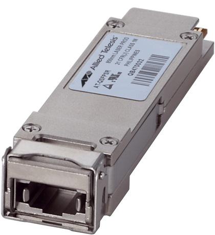 Image of Allied Telesis AT-QSFPSR4 QSFP+ Modul