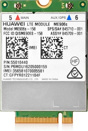 Image of HP lt4132 LTE/HSPA+-4G-WWAN Modul