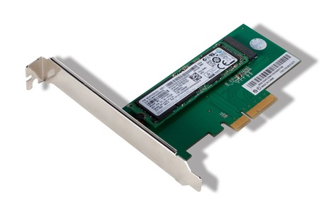 Image of Lenovo ThinkStation M.2 SSD HP Adapter