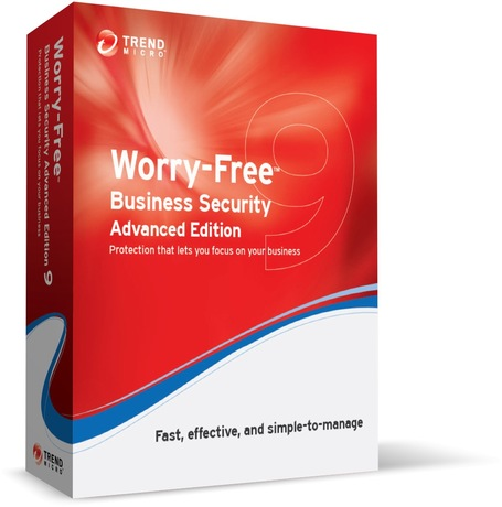 Image of Worry-Free Busi Sec 9 Adv 5U 1J BOX (Deutsche Ausführung)