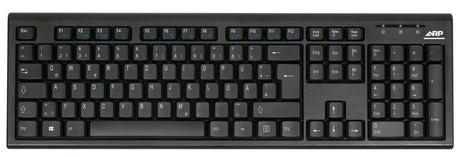 Image of ARP Tastatur und Maus Set TM01 Wireless (Deutsche Ausführung)