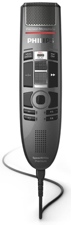 Image of Philips SpeechMike Premium Touch 3710