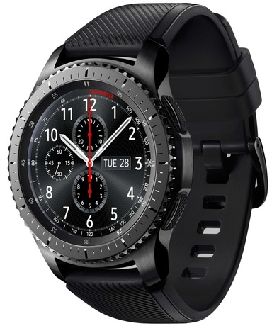 Image of Samsung Gear S3 frontier Smartwatch