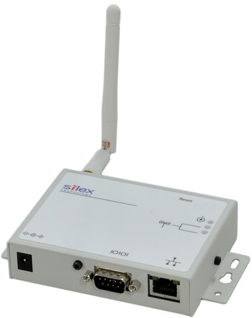 Image of silex SD-320AN Serial Device Server WLAN