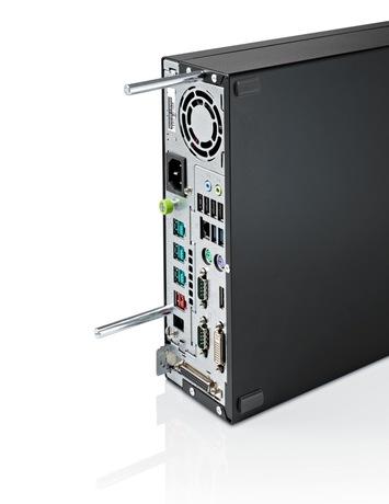 Image of Fujitsu Erster Serial Port (Rückwand)