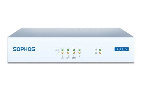 Image of Sophos WIFI XG 115w TotalProtect+ Appl
