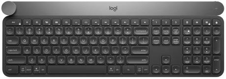 Logitech CRAFT Tastatur Silent