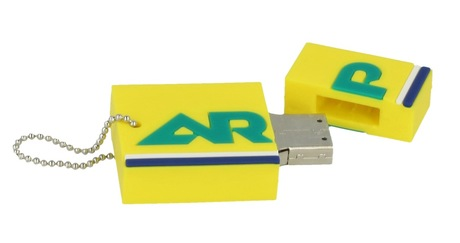 Image of ARP Logo USB Stick 8 GB 3D