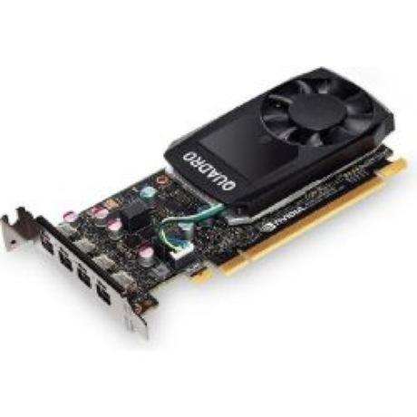 Image of Fujitsu NVIDIA Quadro P1000 Grafikkarte