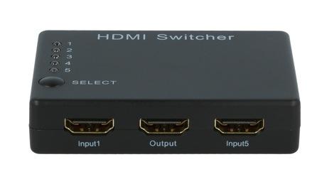 Image of ARP Mini HDMI Switch 5:1