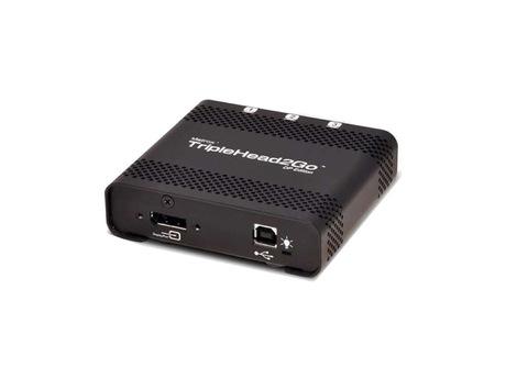 Image of Matrox TripleHead2Go DisplayPort Edition