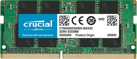 Image of Crucial 2 GB DDR4 2400 MHz Speicher