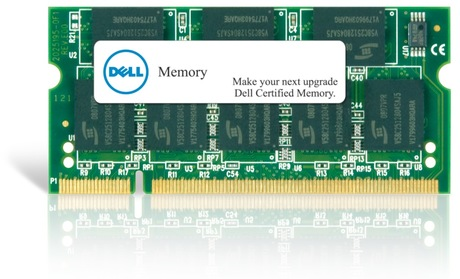 Image of Dell 8 GB DDR4 2400 MHz N-ECC Speicher