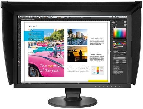 Image of EIZO CG2420 Swiss Edition Monitor