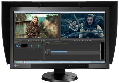 Image of EIZO CG277-BK Swiss Edition Monitor