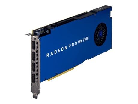 Image of AMD Radeon Pro WX 7100 Grafikkarte